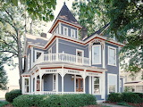 ^ Victorian house