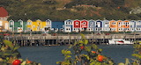 Coloured Shops and Houses, Helgoland