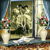 Saloon Dance Hall Girls