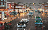 Main Street at Christmas - Ken Zylla