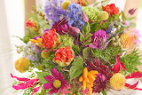 ^ Spring bouquet