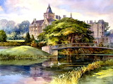 Adare Manor In County Limerick Ireland ~ Roland Lee