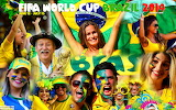Fifa World Cup, Brazil 2014...