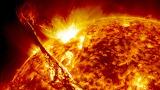 SOLAR FLARE (UV 304A)