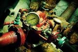 Diefenbunker Machine Room