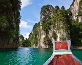 Khao Sok Lake Thailand