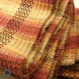 ^ Mohair scarf