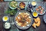 plov (Samarkand traditional food)