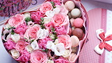 Valentine's day - flowers - heart