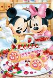 Berry Roll Cake