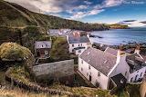 Pennan Bay Aberdeen Scotland