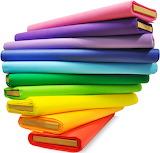 Colors rainbow fabric