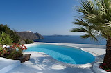 Beautiful sea view pool in Greece