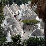 Alberobello-Trulli-Puglia Italy