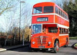 Foden PVD6 1956 Warrington Corporation