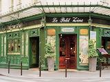 Cafe le Petit Zinc Paris France