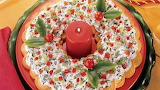 ^ Spinach Dip Crescent Wreath
