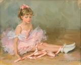 Ballerina's Favourite Ballet Slippers