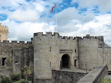 Stirling Castle, Main Gate