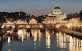 Tiber-river-ROME Italy