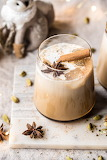 Vanilla Chai Tea White Russian