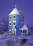 Moominpappa house