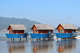 Vietnam-sea-stilt houses