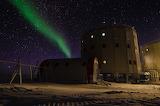"Space ESA Aurora ""Concordia Station"" Antarctica ""© ESA:IPEV:PNRA"