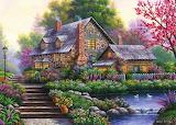 Romantic Cottage - Arturo Zarraga