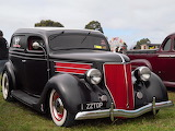 Ford Sedan Delivery hot rod 1938
