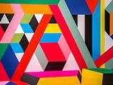 Geometric, modern art
