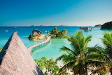 Lagoon Resort Island of Fiji