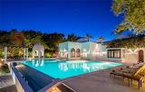 luxury ibiza villa and pool
