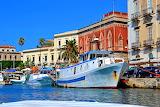 Fishing Boat, Sicily