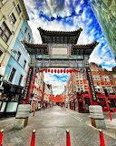 Lock down China Town