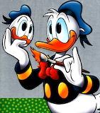 Donald Duck Easter egg