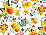 #Colorful Florals