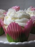 ^ Coconut cupcake