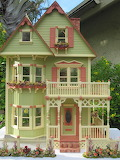 Colorful doll house 01