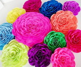 Colorful Paper Flowers