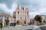 St. Casimir Church, Vilnius, Lithuania