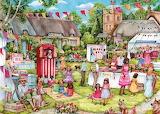 Vintage Fair by Debbie Cook...