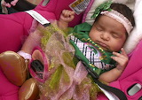 Mia's First St. Patrick's Day