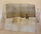Orkney Archive Document from 1402