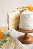 Apricot chamomile cake.....................x