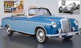Mercedes-Benz Ponton - 220 S Cabriolet 1953