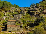 The mills of folon and picon-monte campo do couto-spain
