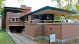 FLW The Robie House on the University of Chicago