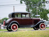 1931 Chevy Independence Coach