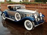 1930 Cadillac V16 -452- Roadster